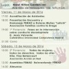 Cartel XXII Encuentro FEMAD 2016