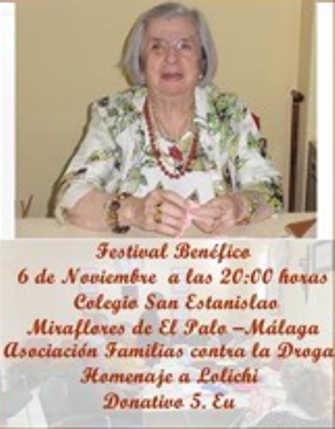 Festival Benéfico